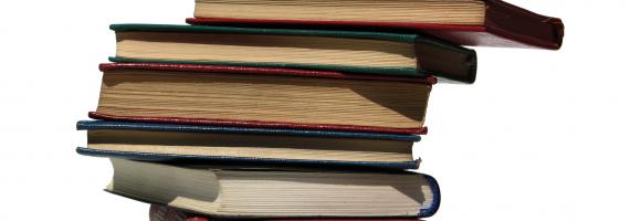 study books